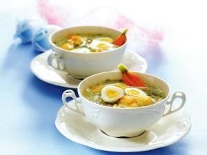 Wiosenna i apetyczna: zobacz przepisy na zupę szczawiową