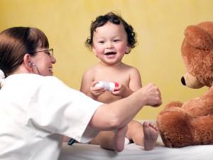 Wizyta u lekarza pediatry – oczami pacjenta i lekarza
