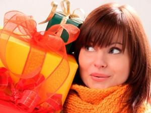 Wręczanie i przyjmowanie prezentów