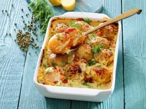Wyborne danie z piekarnika – zapiekane ziemniaki
