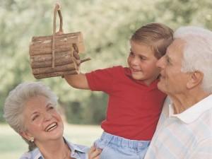 Wyjazd dziecka z dziadkami