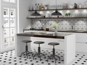 Plytki podlogowe do kuchni