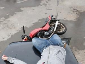 Wypadek z udziałem motocyklisty – co robić?
