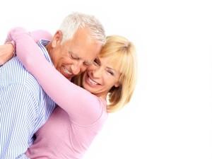 Z czego ludzie cieszą się po sześćdziesiątce?