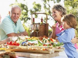 Z dziadkami na wakacje