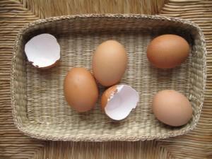 Z jajem nie należy przesadzać