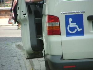 Zachowanie wobec osób niewidomych