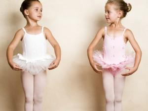 Zajęcia dla dzieci: lekcje baletu