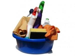 Zatrucie środkami czystości - niebezpieczeństwo w domu