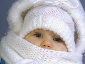 Zimowa pielęgnacja niemowlęcia