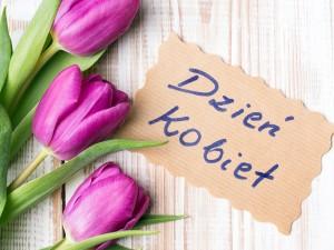 Życzenia i wierszyki na Dzień Kobiet