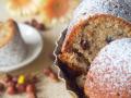 Ciasto z orzechami laskowymi - Kasia gotuje z Polki.pl