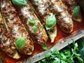 Cukinia faszerowana mięsem mielonym - Kasia gotuje z Polki.pl