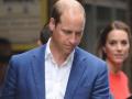 """Książę William pocieszał chłopca, który stracił mamę. """"Wiem, co czujesz"""""""