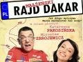 """""""Małżeński Rajd Dakar"""" w Teatrze Palladium"""