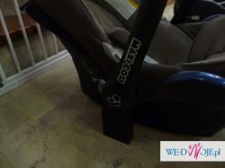2 foteliki samochodowe Maxi Cosi Cabrio Fix w stanie idealnym