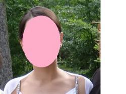 2012 Suknia Ślubna model Faustine Cymbeline