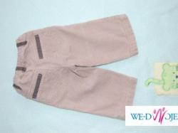 3 pary spodni(coccodrillo,ladybird,cubus) oraz bluza dla chlopca