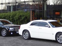 3 x Chrysler 300C + 2 DNI W APARTAMENCIE W TERMACH SZAFLARY