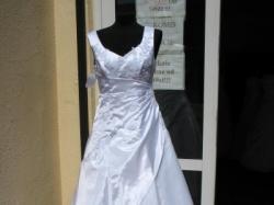 40-42 rozmiar!!! suknia ślubna !!!!