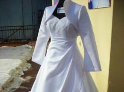 40-42 rozmiar!!! suknia ślubna nowa!!!!