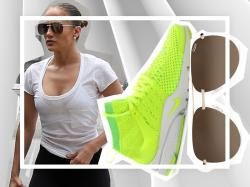 48-letnia Jennifer Lopez trzyma formę. W czym chodzi na siłownię?