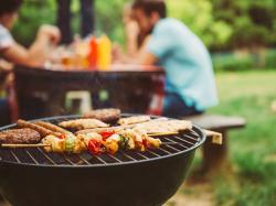 50 pomysłów na pyszne dania z grilla