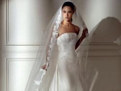 •Sprzedam suknię ślubną hiszpańskiej firmy Pronovias model Daifa