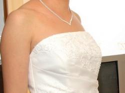 ___Suknia Sposabella--model roku 2007--biała__