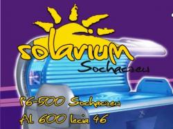 a może by tak... SOLARIUM SOCHACZEW