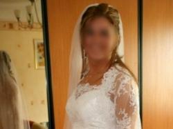 A to prawdziwa OKAZJA suknia ślubna