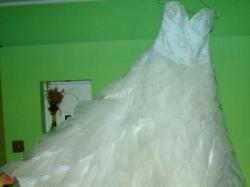 Absolutnie przepiękna suknia ślubna z salonu La Mirage Wrocław