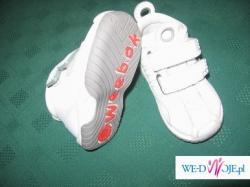 Adidaski WEEBOK BY REEBOK skóra naturalna USA