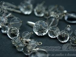 Akwamaryn Pasja - Biżuteria z kamieni naturalnych i srebra