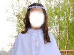 Alba/skromna sukienka komunijna