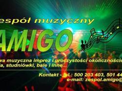 AMIGO Zespół muzyczny