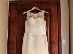 AMY LOVE BRIDAL ALECTA - Prześliczna Suknia Ślubna