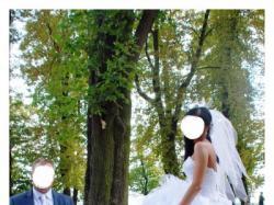 Angel Pandora suknia ślubna