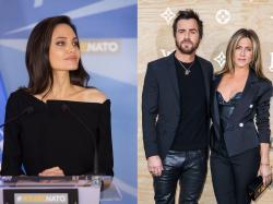 Angelina Jolie ostro o rozstaniu Jennifer Aniston z mężem. Nie przebierała w słowach!
