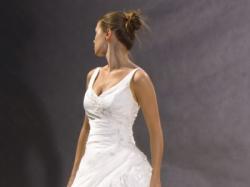 Angielska suknia ślubna