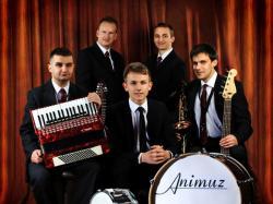 ANIMUZ - wyjątkowy zespół na wyjątkową okazję. 100% LIVE!