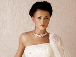 Annais Moon - sprzedam PO SIERPNIU / śnieżno biała + koronka ze srebrną nitką