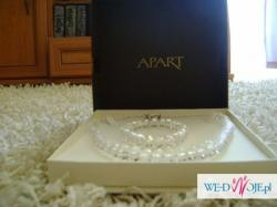 APART naszyjnik z kryształków CRYSTAL + GRATIS