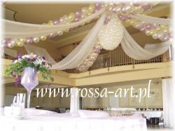 """art  """"ROSSA"""" dekoracje ślubne limuzyny retro, kabriolety"""