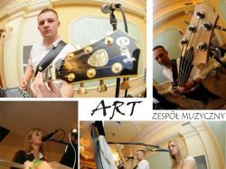 ART, Zespół Muzyczny - wesele, festyn, zabawa, bal, dancing