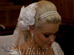 Artiface Akcesoria Ślubne Dekoracje Makijaż Bukiet Biżuteria