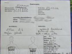 Atłasowa suknia ślubna rozmiar 38/40