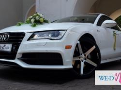 Audi A7 Śliczna i Ekskluzywna wersja USA - wynajem, rent a car