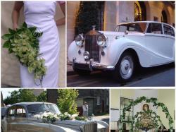Auta do ślubu-Bentley S3 Rolls Royce Daimler