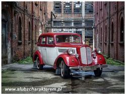Auta ŚLUB Z CHARAKTEREM- ZABYTKOWE RETRO oraz CHRYSLER 300 C